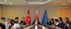 First Steering Committee Meeting was Held on 12 October 2018 in Ankara