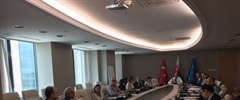 Town Twinning between Turkey and the EU Project's First Management Meeting was Held on 29 May 2018