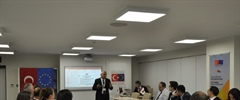 Grant Monitoring, Risk Assessment, PRAG Rules and Management Information System (MIS) Training was organized in Ankara