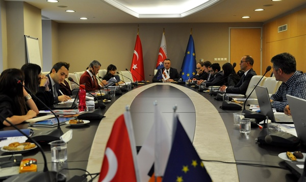 II.Steering Committee of TWIN Project Meeting was Held on 15 January 2019 in Ankara